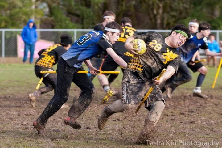Utah State might be one hell of a competitor, but are they ready for some potential mud quidditch?