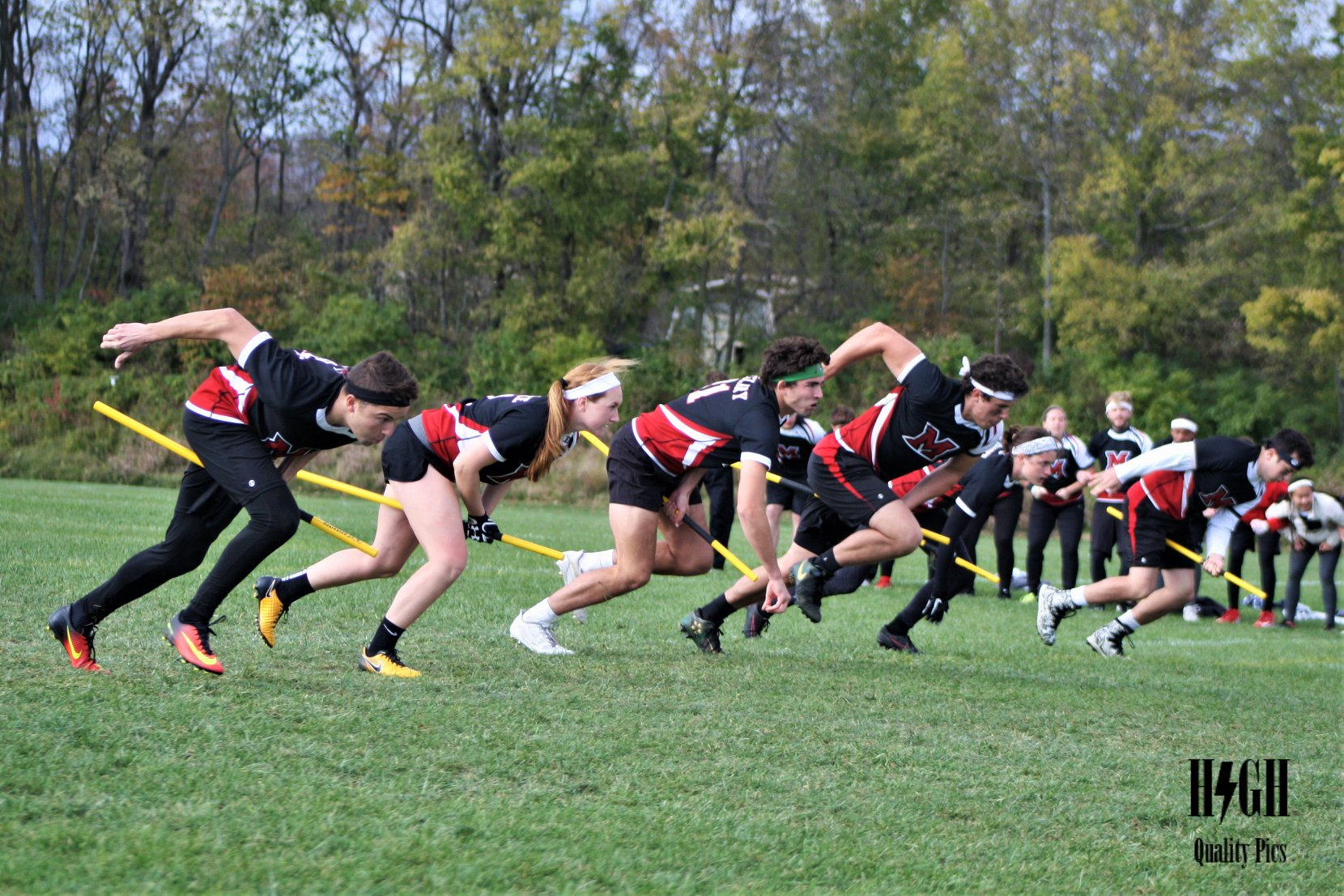 Miami University quidditch team
