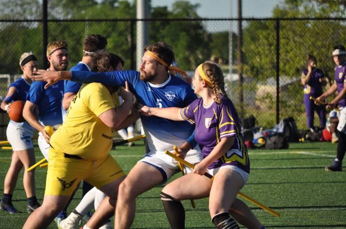 Cavalry vs LA Gambits US Cup 12