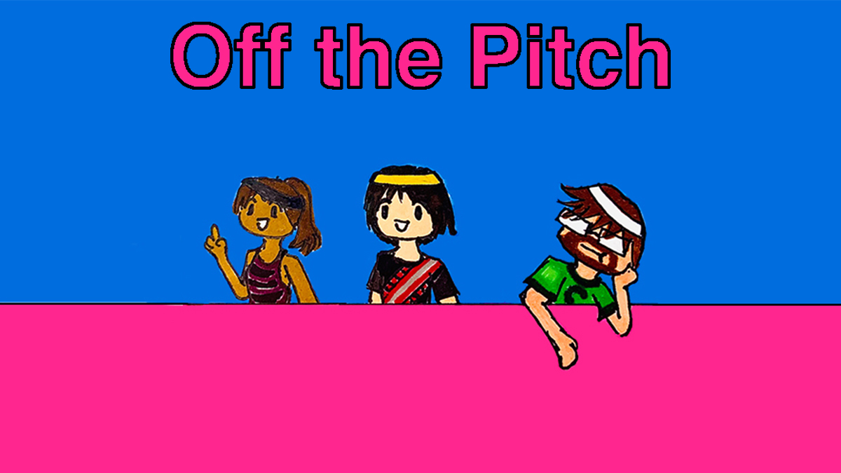 Off the Pitch logo